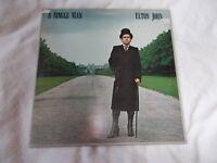 Vinyl LP A Single Man Elton John