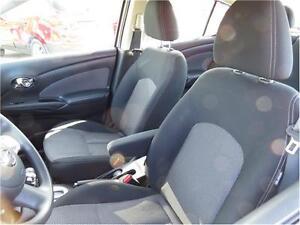 2014 Nissan Versa SV, Bluetooth, Cruise Control, Low kms Kingston Kingston Area image 7
