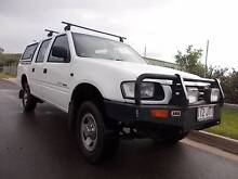 2001 Holden Rodeo Twin Cab Ute Mount Louisa Townsville City Preview