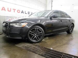 2013 Audi A6 2.0T QUATTRO CUIR TOIT OUVRANT MAGS