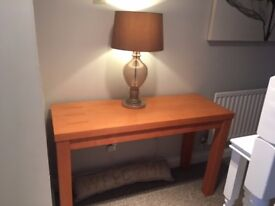 Console table for Hall or Living Room or Any Living Space