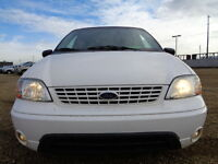 2003 Ford Windstar LX--CARGO/PASSENGER--ONE OWNER-ONLY 91,000KM