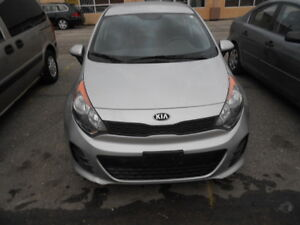 2016 Kia Rio LX+ Hatchback; CERTIFIED & ETESTED