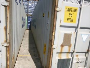 40' B Grade Shipping Containers Wingham Greater Taree Area Preview
