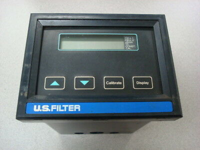 Used U.s. Filter Zconc002a Turbidity Meter 9241226-00