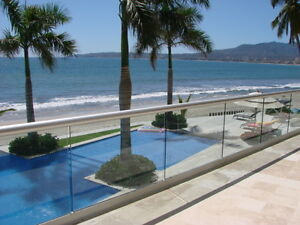 Prestigious BEACHFRONT Condominium for sale in Bucerias, Mexico