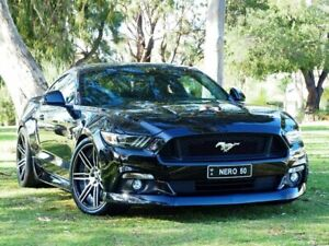 2016 Ford Mustang FM GT Fastback SelectShift Black 6 Speed Sports Automatic Fastback Myaree Melville Area Preview