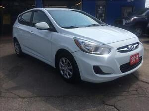 2014 Hyundai Accent - One Owner -35 K !! - $11,950