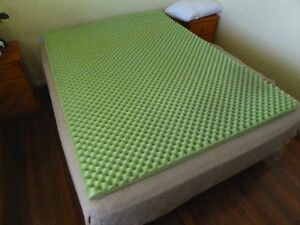 Mattress overlay (for double bed) Carina Brisbane South East Preview
