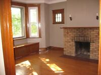 Charming 3 bedrooms Upper Duplex-NDG WEST-Great location!