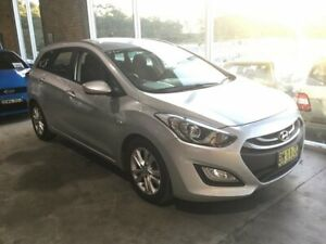 2013 Hyundai i30 GD Active Tourer 6 Speed Sports Automatic Wagon Cardiff Lake Macquarie Area Preview
