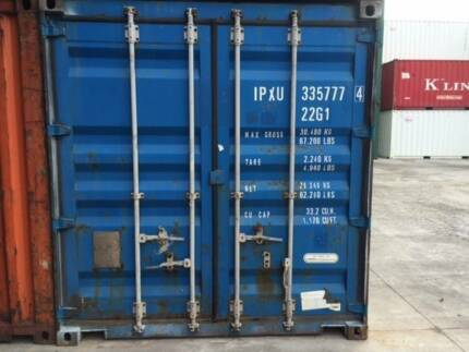 20' Shipping Container Warrnambool Warrnambool 3280 Warrnambool City Preview