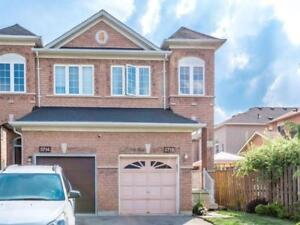 3 Bed | 4 Bath | Semi-Detached | Mississauga | Great Value