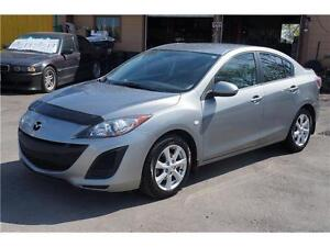 2010 mazda mazda3 GS Low km In Mint Condition NO ACCIDENT!