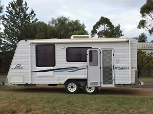 Very comfortable living away from home 2011 Jayco Starcraft Kapunda Gawler Area Preview