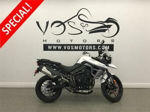 2016 Triumph Tiger 800 XR-Stock#V2793-Free Delivery in the GTA**