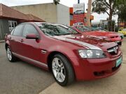 2009 Holden Commodore VE MY10 Omega Red 6 Speed Automatic Sedan Revesby Bankstown Area Preview