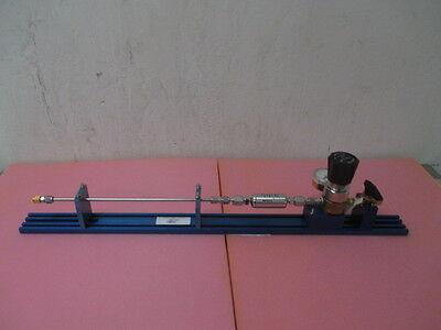 Kinetics Fluid System Gas Line, Pall SGLFPF6402VMM4, Tescom 250, USG Meter