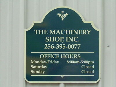 The Machinery Shop Inc