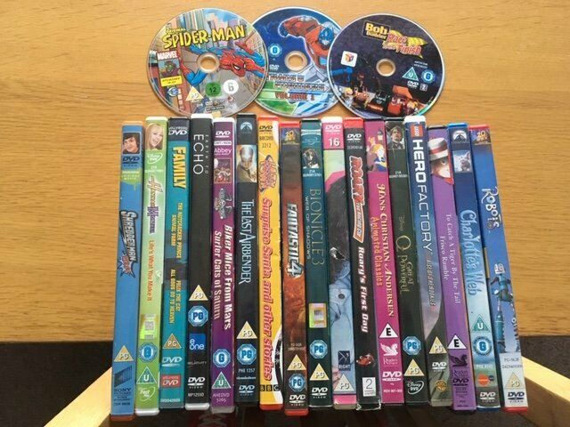 20 CHILDRENS DVDS  | in Leicester, Leicestershire | Gumtree