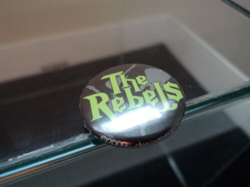 The Rebels Button/Pin Collectible