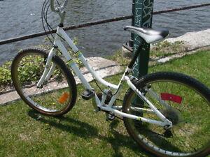 velo de montagne,EVERYDAY, roue 26 pouces en acier chrome, 18 v