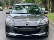 2012 Mazda 3 BL10F2 Neo Activematic Grey 5 Speed Sports Automatic Hatchback Medindie Walkerville Area Preview