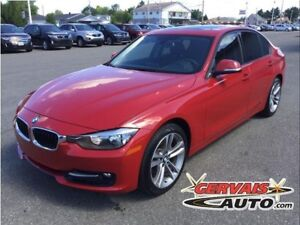 BMW 3 Series 320i xDrive Cuir Toit Ouvrant MAGS 2015