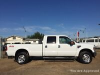 2009 Ford Super Duty F-350 DIESEL 4WD LONG BOX