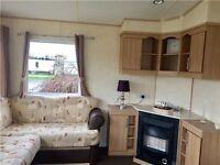 2 bed luxury caravan essex 12 month season opposite the beach
