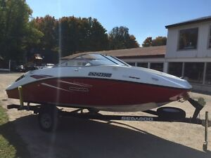 2010 Seadoo 1800 Challenger 215hp Supercharged