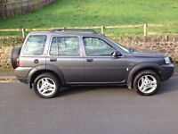Land Rover Freelander 2.0 TDR Freestyle in great condition
