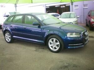 2011 Audi A3 8P MY11 Sportback 1.6 TDI Attraction 7 Speed Automatic Hatchback Heatherbrae Port Stephens Area Preview