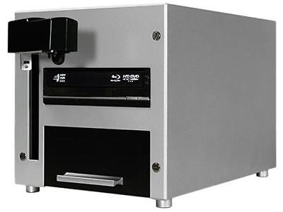 VINPOWER Silver 1 to 1 THE CUBE Automated Blu-ray DVD CD Duplicator - 1 Drive &