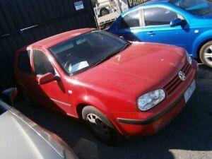 2001 Volkswagen Golf 4th Gen GL Red 4 Speed Automatic Hatchback Stafford Brisbane North West Preview