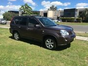 2010 Nissan X-Trail T31 TS Purple Sports Automatic Wagon Ingleburn Campbelltown Area Preview