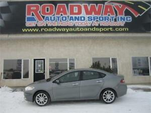 2013 Dodge Dart Limited, PST PAID, NAVIGATION