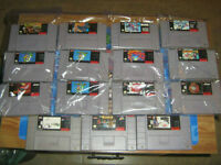 Super Nintendo Games/Mario/Super Metroid/DK/Tested/Old Skool~