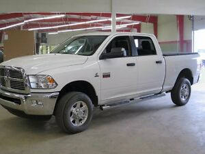 2012 Ram 2500 SLT 4x4 Diesel Loaded Local