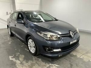 2015 Renault Megane K95 MY14 Dynamique Grey 6 Speed Automatic Wagon Beresfield Newcastle Area Preview