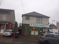 Two Bed Flat in the Denbigh Catchment area
