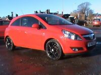 VAUXHALL CORSA 1.2 SXI 3 DR RED 1 YRS MOT,CLICK ON VIDEO LINK TO SEE AND HEAR MORE ABOUT THIS CAR