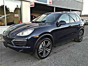 2012 Porsche Cayenne S - NAVI - Leather Sunroof