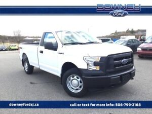 2017 Ford F-150 XL 5L V8 ENGINE / TRAILER TOW PACKAGE