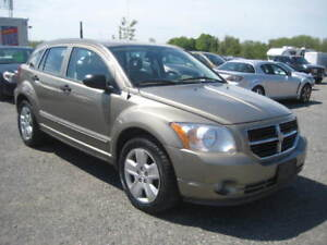 2007 Dodge Caliber 2 YEAR WARRANTY+ CERTIFICATION = YOU WIN!