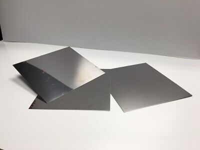 Stainless Steel Sheet - 26 Gauge Brightly Polished On One Side 9 X 25.5