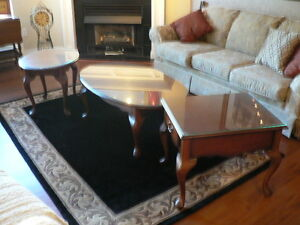 Set of 3 coffe /end tables
