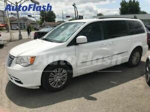 2015 Chrysler Town & Country Touring-L * Cuir/Leather * Camera *