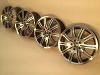 "BMW M TECH, M SPORT 19"" 5x120 8J ORIGINAL ALLOY WHEELS, not brabus, borbet, bbs"