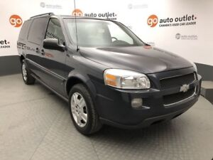 2009 Chevrolet Uplander $117 / BI-WEEKLY PAYMENTS O.A.C. !!! FUL